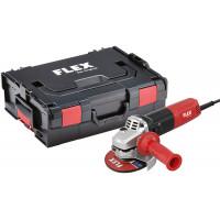 Угловая шлифовальная машина Flex мощностью 900 Вт, Ø 125 мм LE 9-11 125 L-BOXX